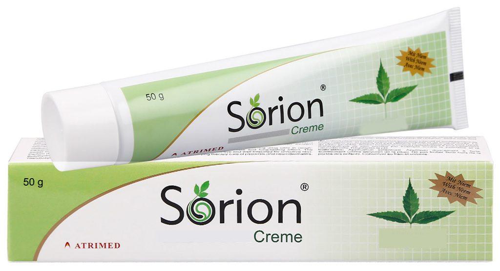 Sorion Creme, 50 gram